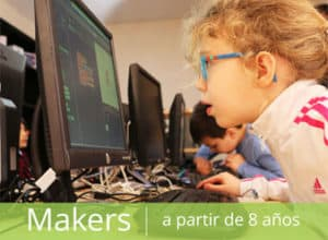 Actividad extraescolar makers