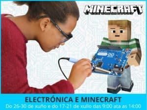 Campamento Minecraft