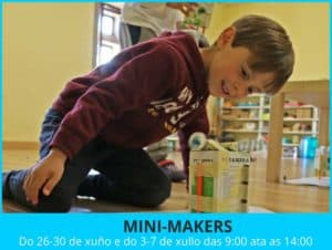 Campamento Minimakers