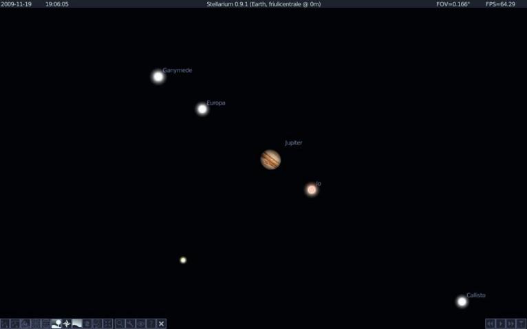 astronomia estaciones planetas