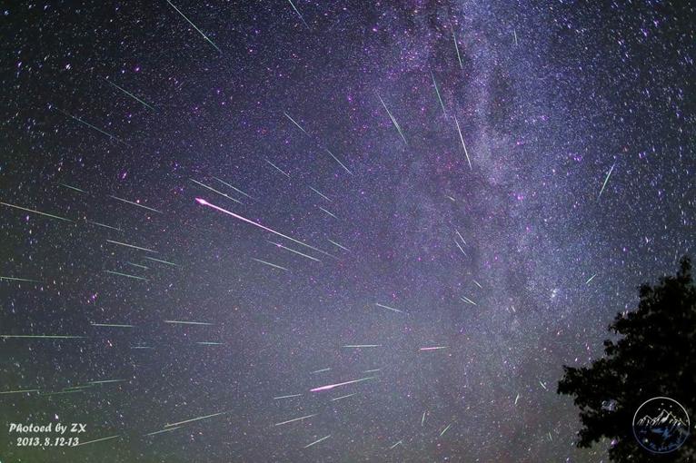 consejos ver perseidas estrellas