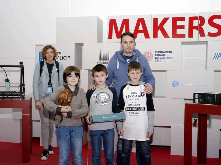 Maker Faire Galicia 2017 patrocinadores