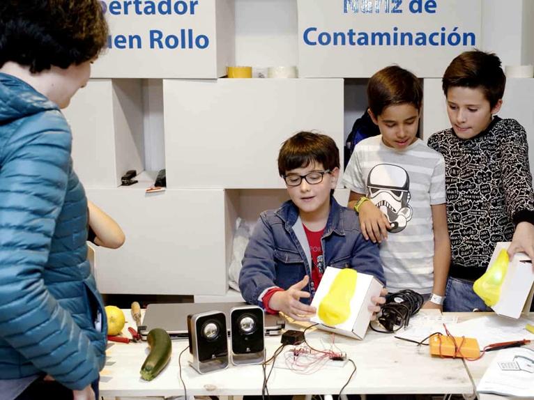 Maker Faire Galicia 2017 presentaciones