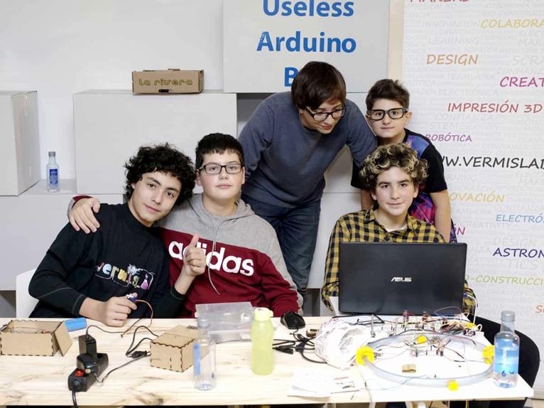 Maker Faire Galicia 2017 proyectos