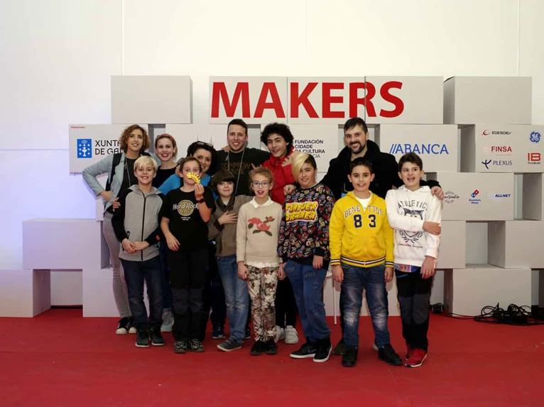 vermislab Maker Faire Galicia 2017