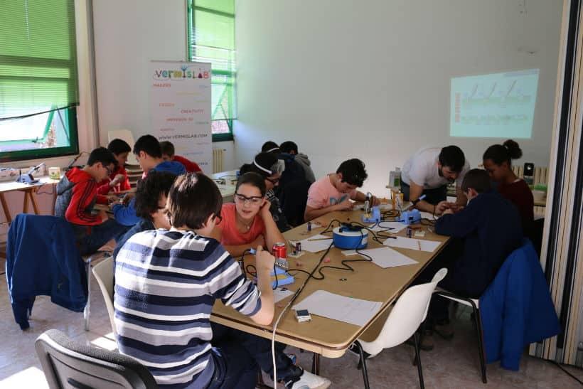 educacion steam en el aula