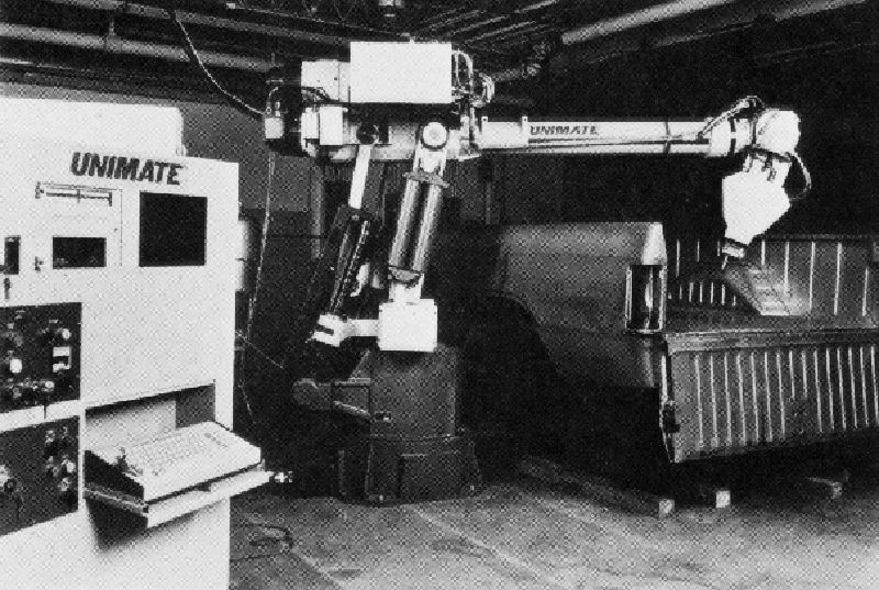 primer_robot_industrial_robótica_educación