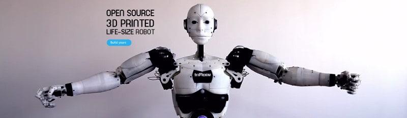 robots codigo abierto