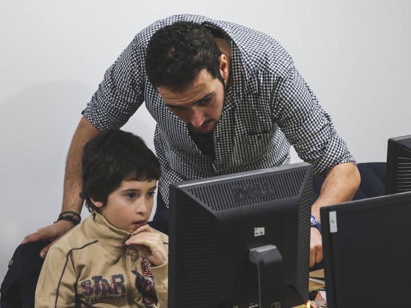 peligros internet educacion