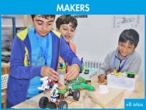 makers_robótica_actividades_castelan