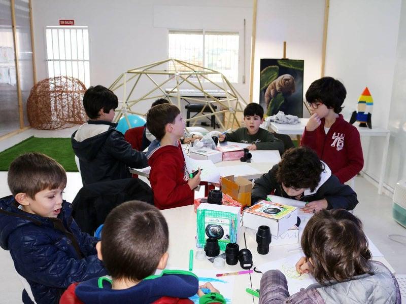 aula_taller_vermislab_flipped_classroom