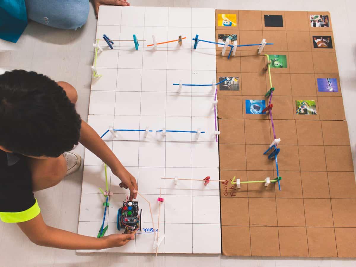 robótica actividades extraescolares