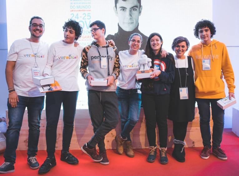 maker faire galicia 2018 ganadores vermislab