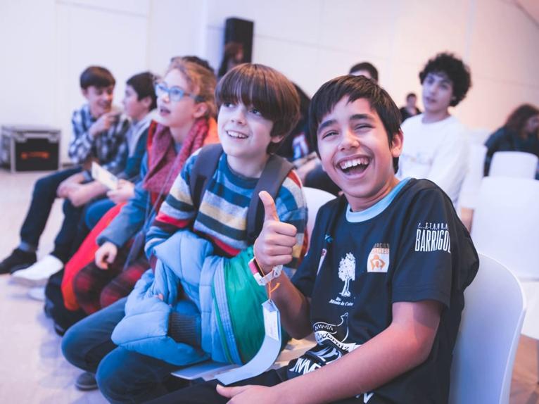 maker faire galicia 2018 niños proyectos
