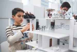 maker faire galicia 2018 prototipo niños