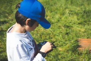drones educacion niños