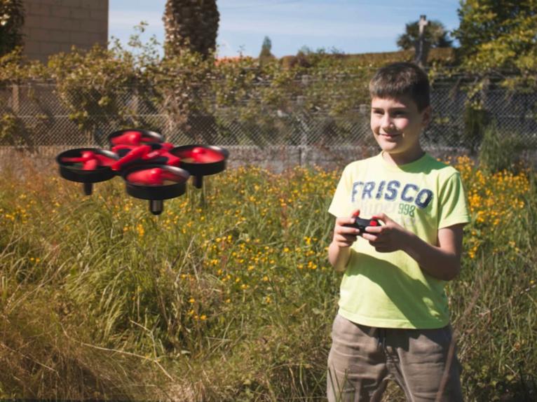 drones educacion niños vermislab