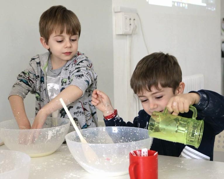 innovacion niños experimentacion