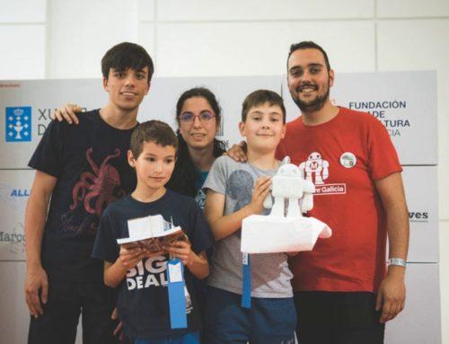 VermisLAB na Maker Faire Galicia 2019