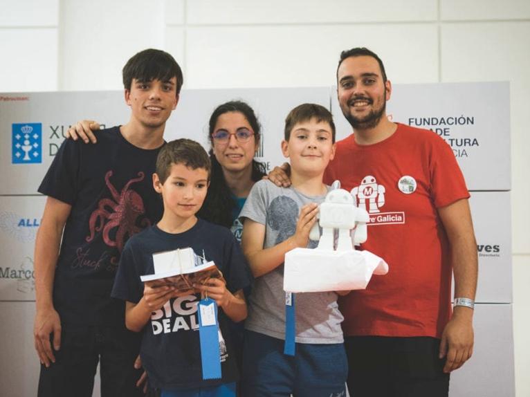 maker faire galicia 2019 vermislab