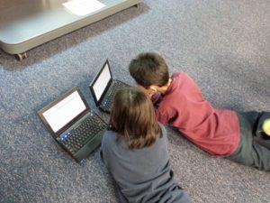 nuevas tecnologias menores ordenador