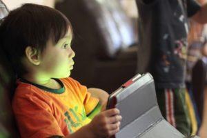 nuevas tecnologias menores tablet