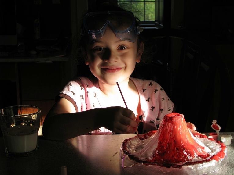 experimento ciencia para niños