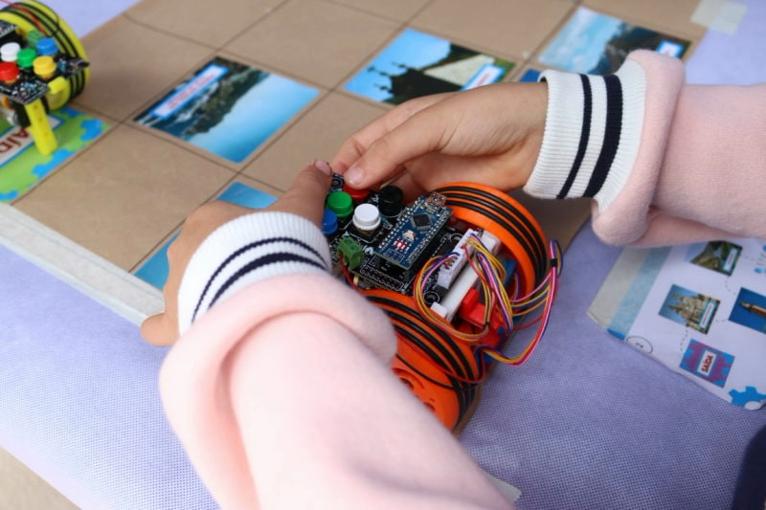 robotica educacion infantil
