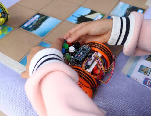 Como introducir a robótica na educación infantil