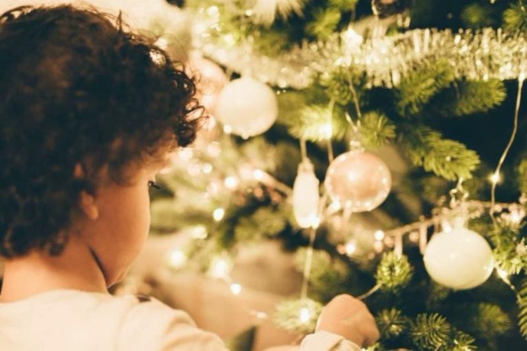 vuelta al cole navidad niños
