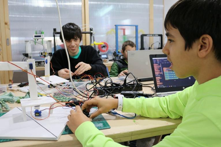 arduino programacion bloques niños