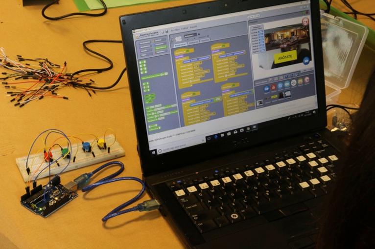 arduino programacion educacion