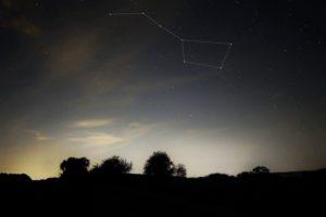 astronomia osa mayor