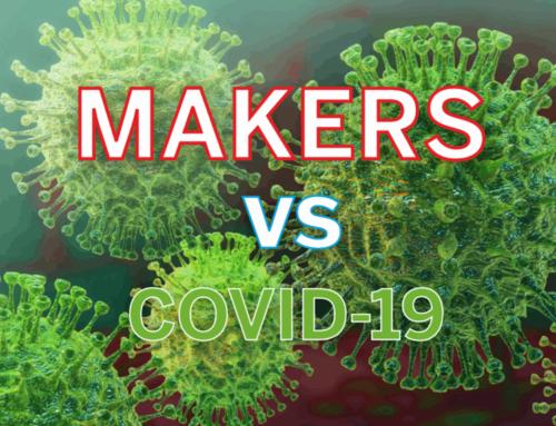 Makers fronte ao Coronavirus