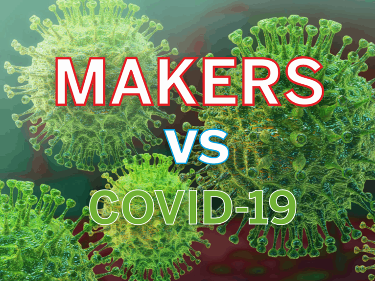 movimiento maker coronavirus
