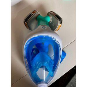 mascara decathlon coronavirus makers