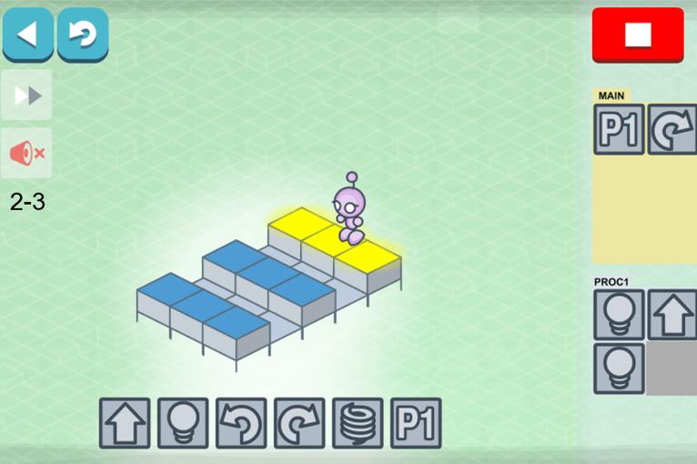 aplicaciones programacion robotica niños
