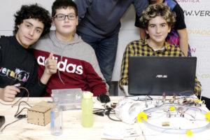 sergio-maker-faire-2017-robotica