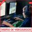niño programando videojuegos