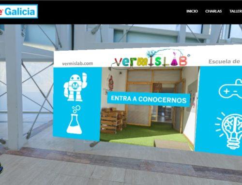 VermisLAB na Maker Faire Galicia 2020