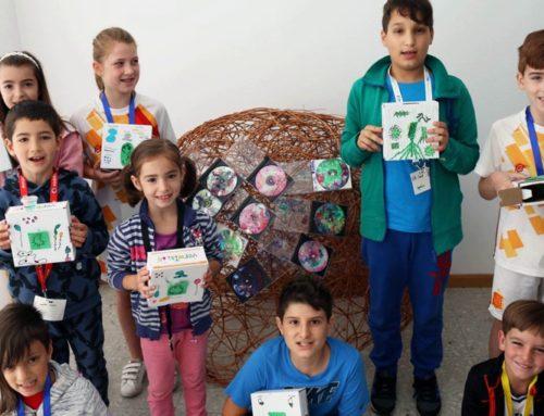 Proxecto STEAM para a aula mesturando arte e ciencia